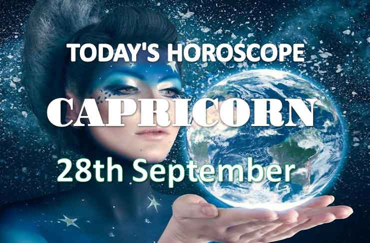 capricorn daily horoscope 28th september 2020