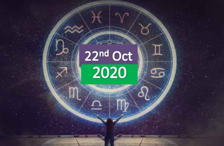 daily horoscope 22nd october 2020