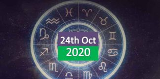 daily horoscope 24th october 2020