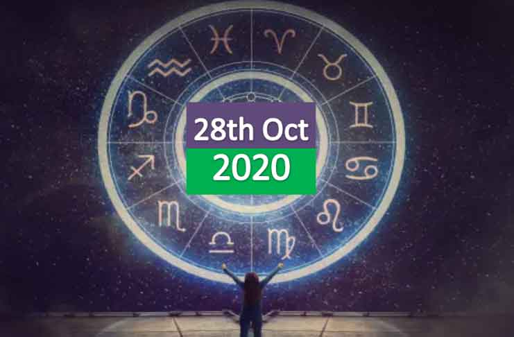 daily horoscope 28th october 2020