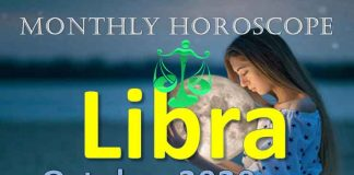 libra monthly horoscope of october 2020