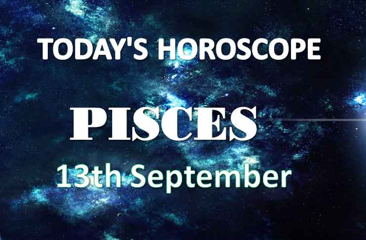 pisces daily horoscope 13th september 2020