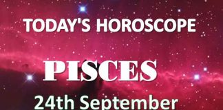 pisces daily horoscope 24th september 2020