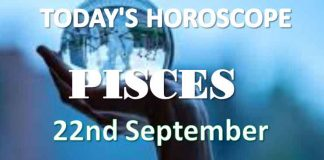 pisces daily horoscope 22nd september 2020