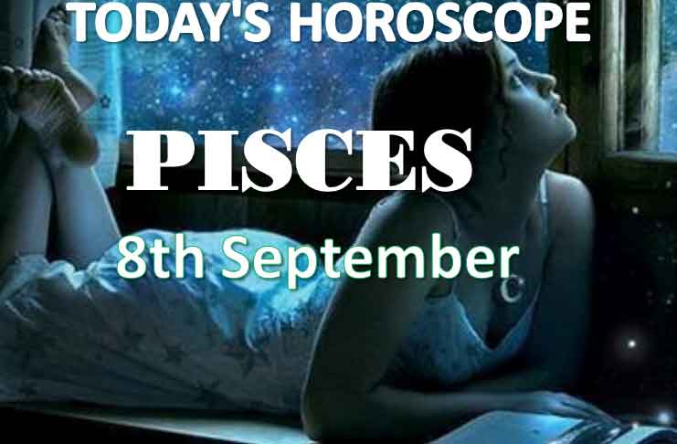 pisces daily horoscope 8th september 2020