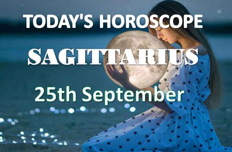 sagittarius daily horoscope 25th september 2020