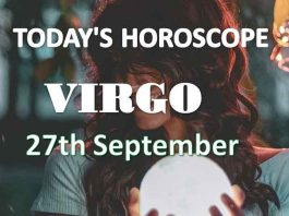virgo daily horoscope 27th september 2020