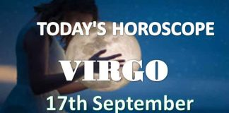 virgo daily horoscope 17th september 2020