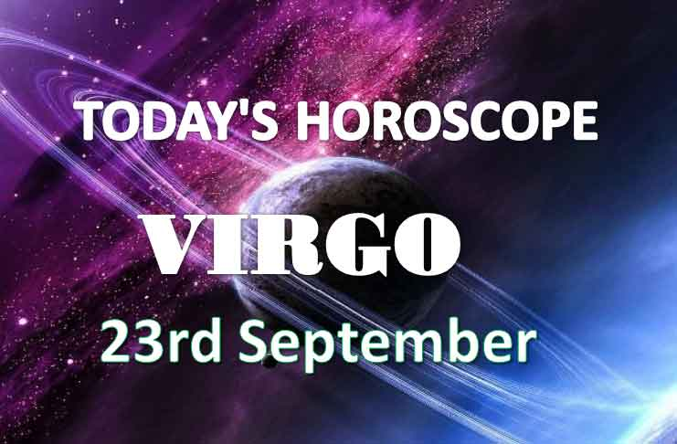 virgo daily horoscope 23rd september 2020