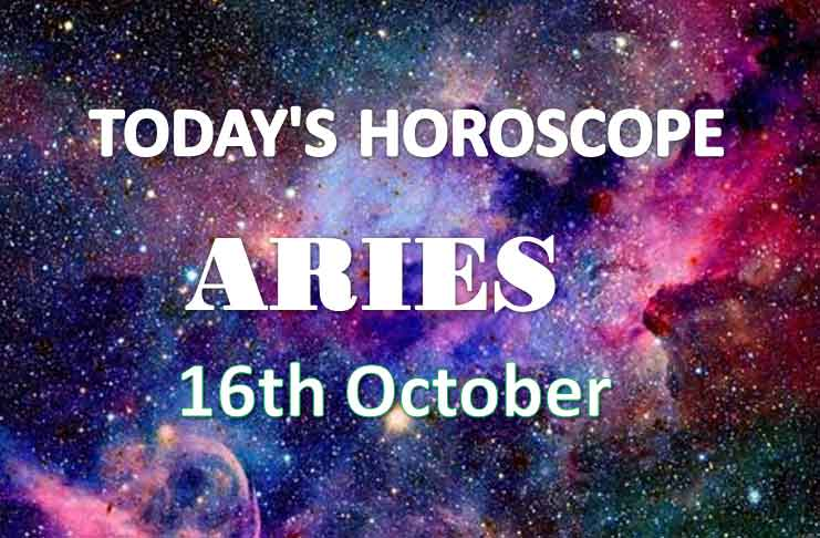 aries daily horoscope 16th october 2020