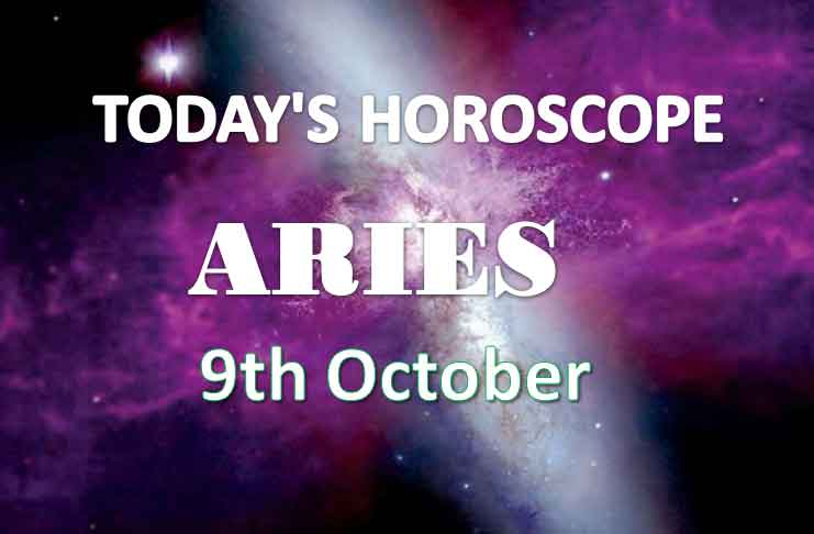 aries daily horoscope 9th october 2020