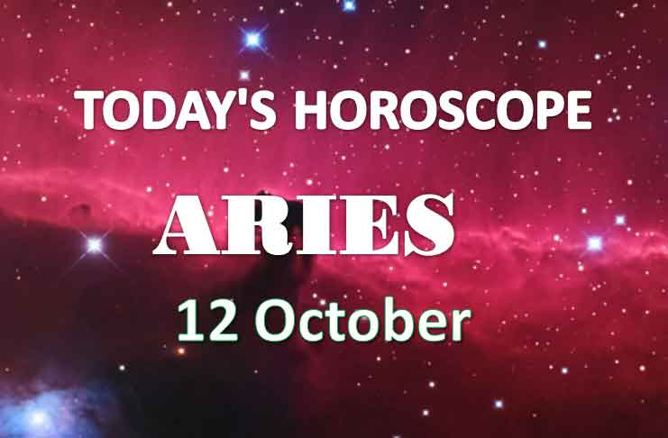 aries daily horoscope 12th october 2020