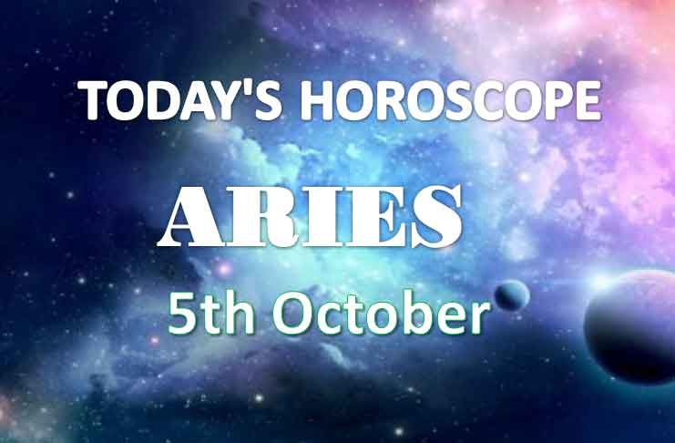 aries daily horoscope 5th october 2020