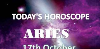aries daily horoscope 17th october 2020