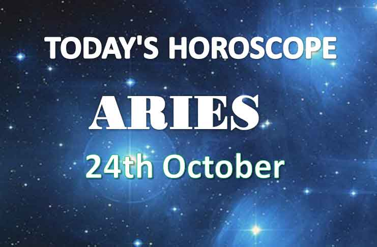 aries daily horoscope 24th october 2020
