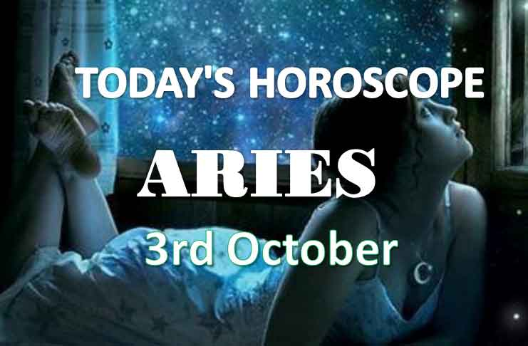aries daily horoscope 3rd october 2020
