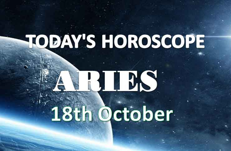 aries daily horoscope 18th october 2020