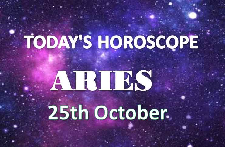 aries daily horoscope 25th october 2020