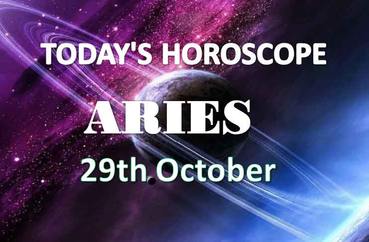 aries daily horoscope 29th october 2020