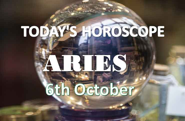 aries daily horoscope 6th october 2020