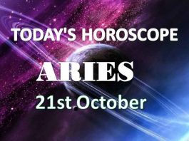 aries daily horoscope 21st october 2020