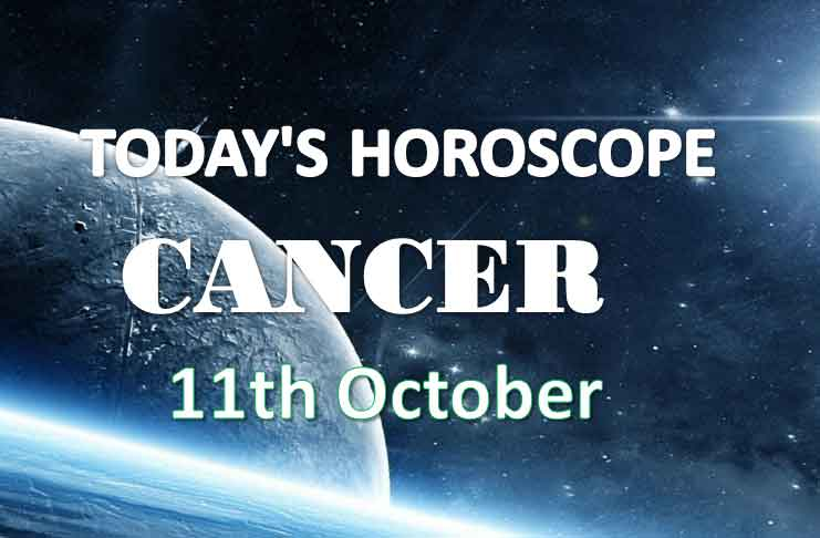 cancer daily horoscope 11th october 2020