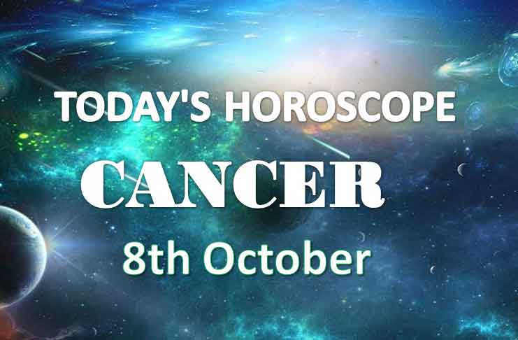 cancer daily horoscope 8th october 2020
