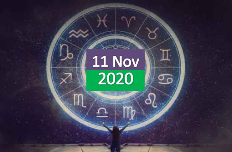 daily horoscope today 11th november 2020