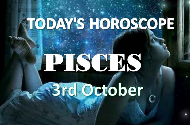 pisces daily horoscope 3rd october 2020