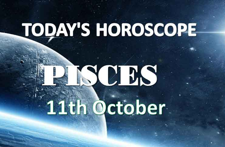 pisces daily horoscope 11th october 2020