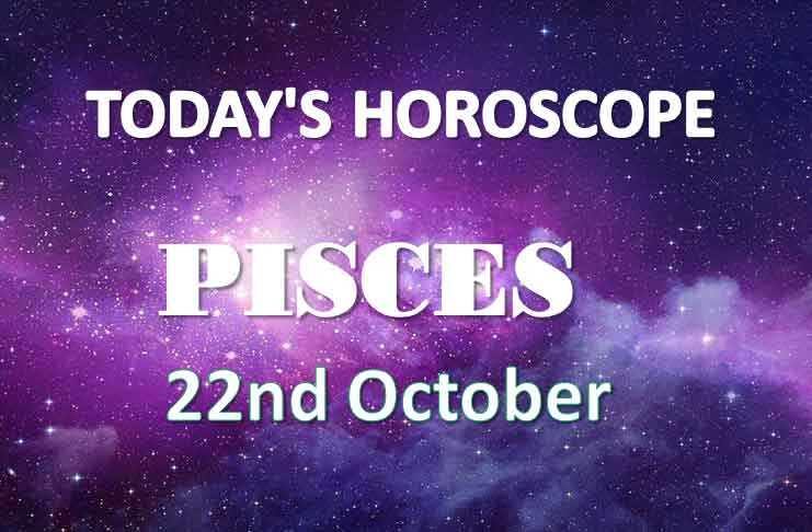 pisces daily horoscope 22nd october 2020