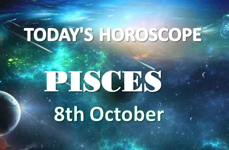 pisces daily horoscope 8th october 2020