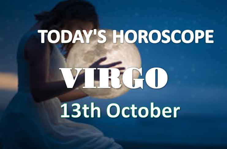 virgo daily horoscope 13th october 2020