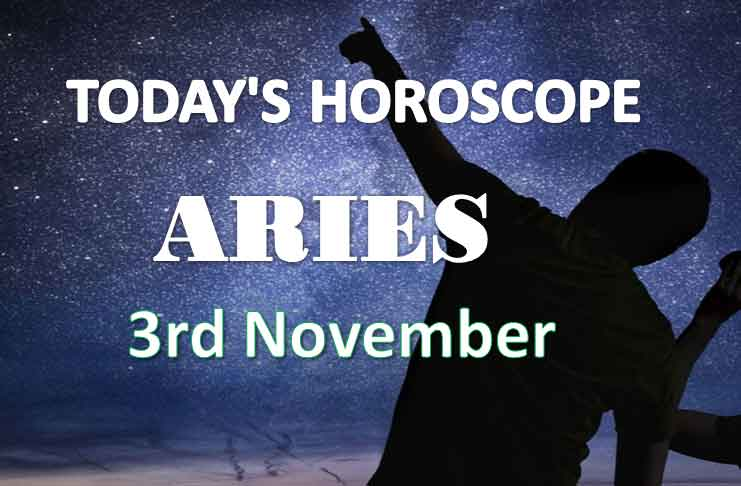 aries daily horoscope 3rd november 2020