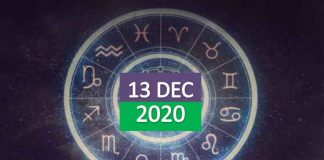 daily horoscope today 13th december 2020