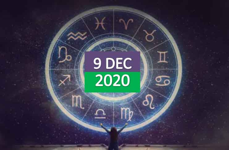 daily horoscope today 9th december 2020