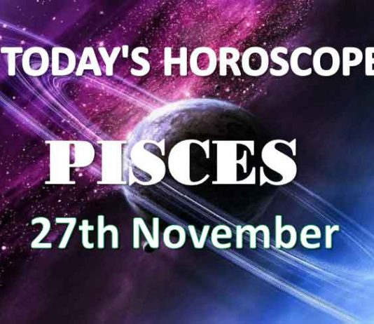pisces daily horoscope 27th november 2020