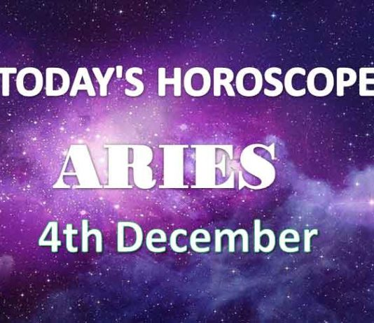 aries daily horoscope 4th december 2020