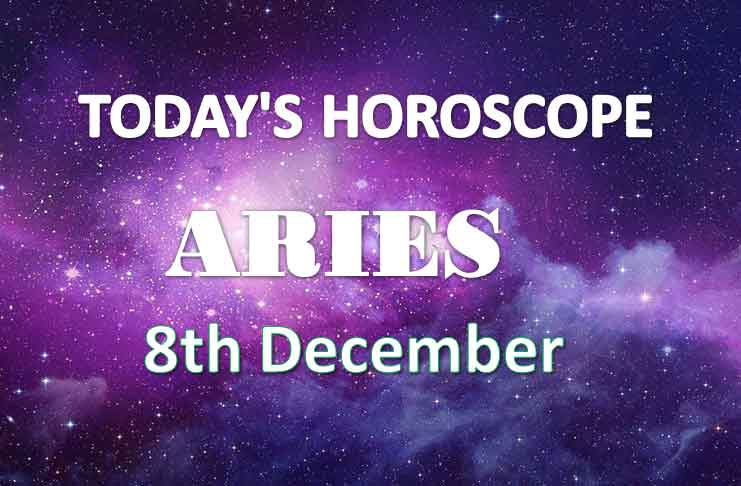 aries daily horoscope 8th december 2020