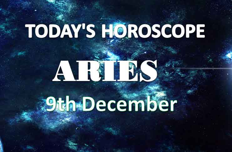 aries daily horoscope 9th december 2020