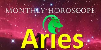aries monthly horoscope january 2021
