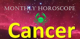 cancer monthly horoscope january 2021