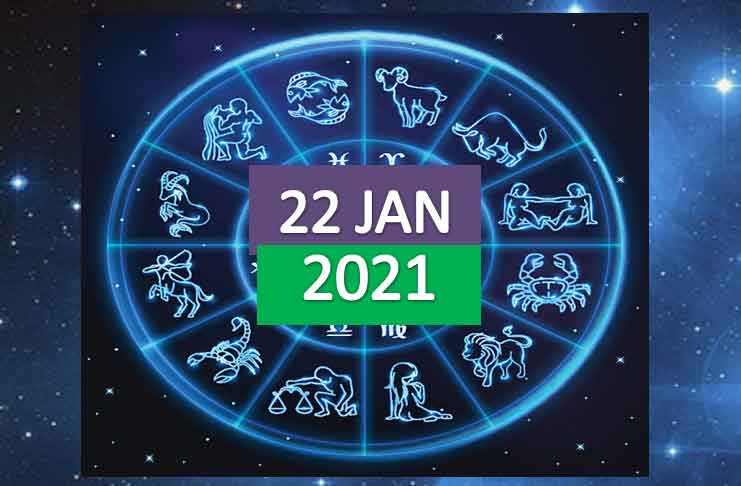 daily horoscope today 22nd january 2021