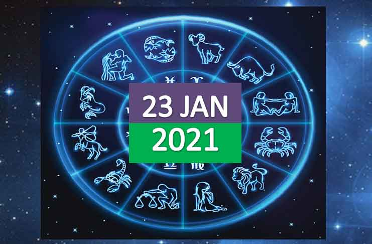 daily horoscope today 23rd january 2021