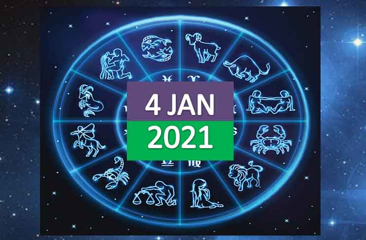 daily horoscope today 4th january 2021