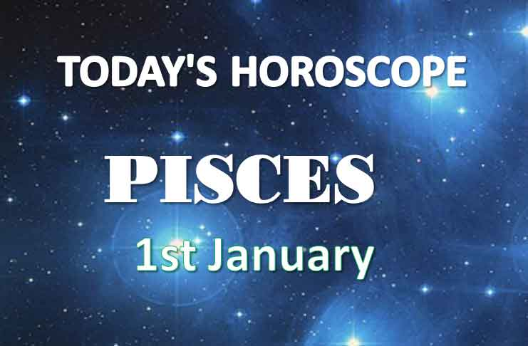 pisces daily horoscope 1st january 2021