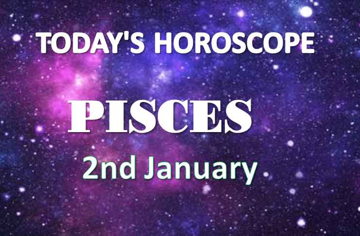 pisces daily horoscope 2nd january 2021