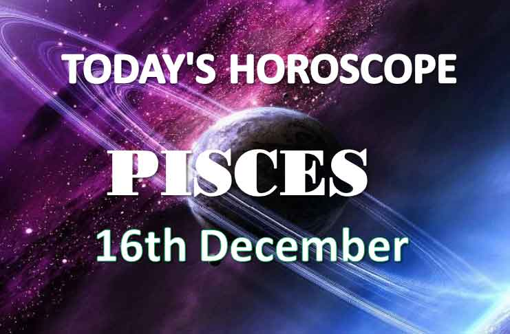 pisces daily horoscope 16th december 2020