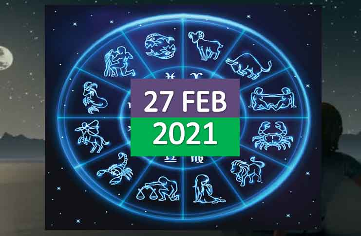 daily horoscope today 27th february 2021