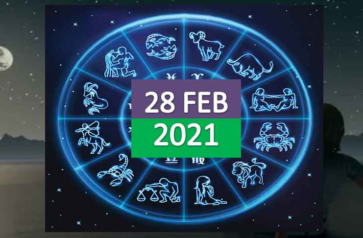 daily horoscope today 28th february 2021